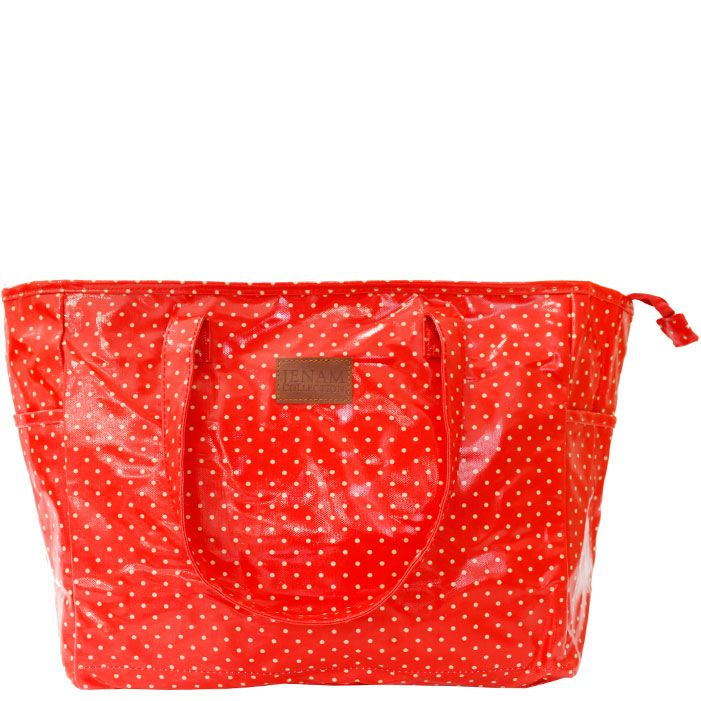 nice Oilcloth bag