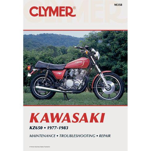 65 best service repair workshop manuals images on pinterest clymer kawasaki kz650 1977 1983 fandeluxe Gallery