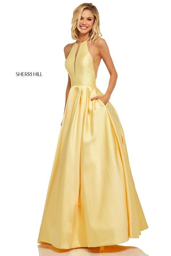 2090b5ae0290 Sherri Hill Style 52583   Spring 2019 Collection Preview in 2019 ...
