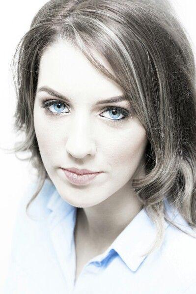 Blue eyes  #model #beauty #beautiful #eyes #portrait #portraiture