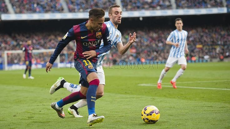 FC Barcelona - Málaga (0-1) | FC Barcelona