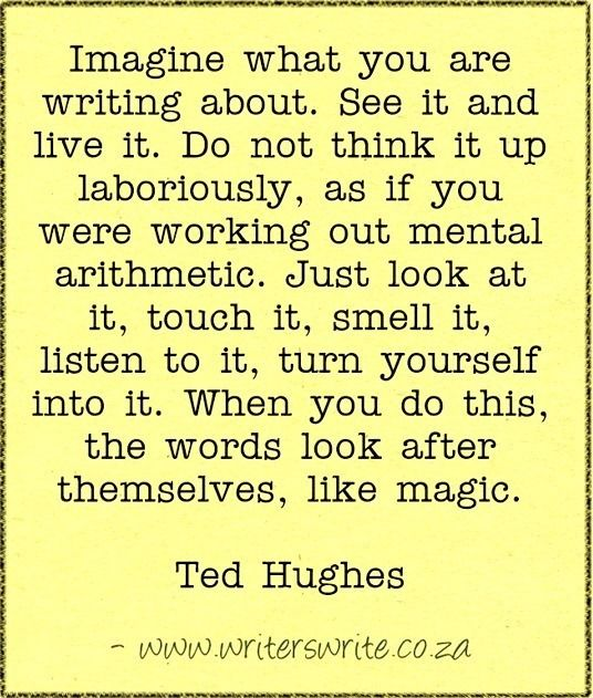 creative writing stimulus quotes This journey could be triggered by any stimulus do not sign your own name at the end of your letter 6 guide to creative writing.