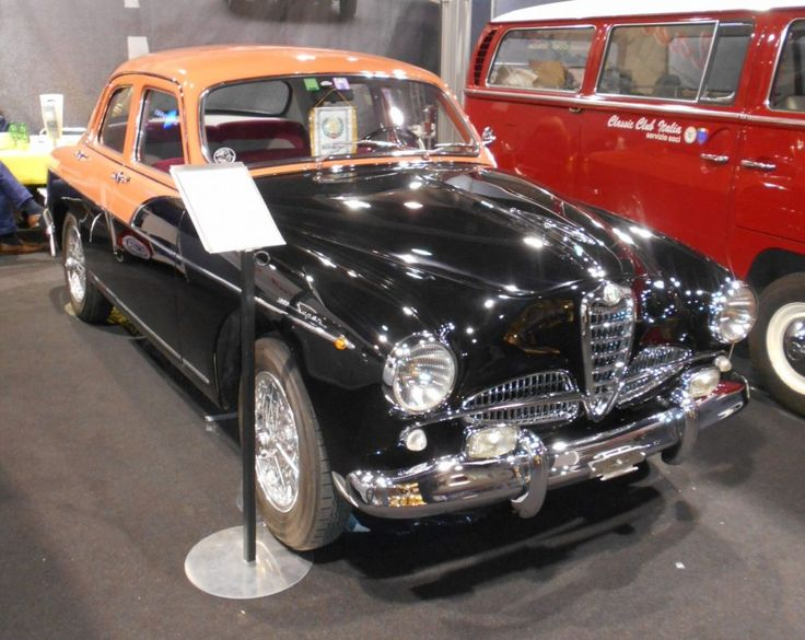 Italian cars and American cars: Who begat whom? Some examples of pre- and postwar influence, coincidence and serendipity (part 2)
