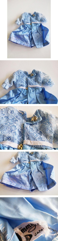 当時モノ タミーちゃんの青いドレス - ヤフオク!
