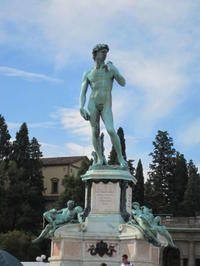 Independent Florence Day Trip from Venice by High-Speed Train #florence #venice