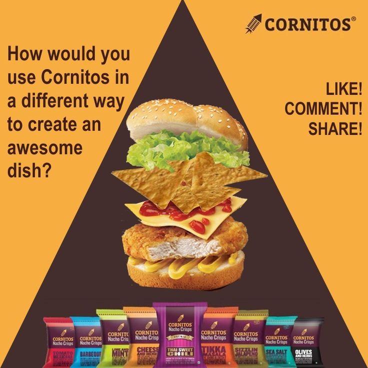 exploring food with cornitos