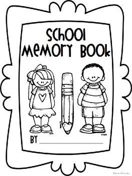 School Memory Book (Intermediate Grades 3-5) $