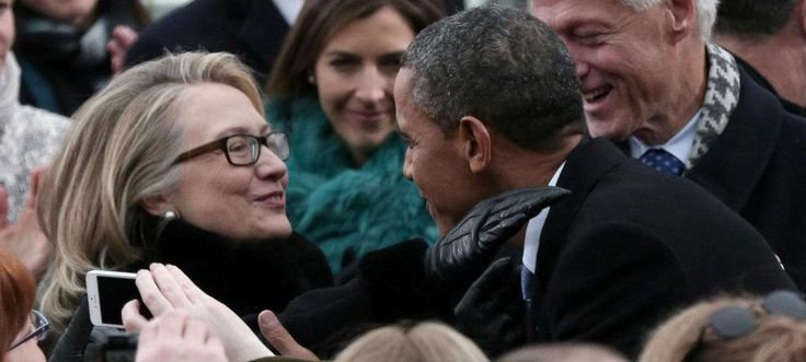 Barack Obama, Hillary Clinton Extend Run as Most Admired