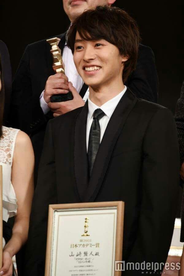 Kento Yamazaki's Smile