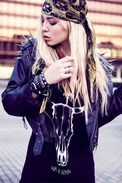 292 best images about Rock and drugs fashion on Pinterest ...