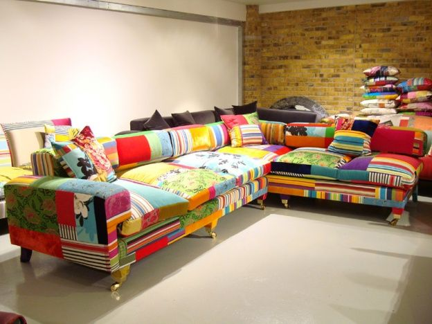 Funky sofa we can customise for you contact bash52@live.com