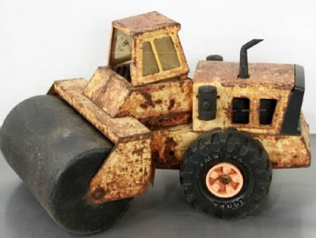 Tonka Steam Roller Truck | TONKA TOYS | Pinterest | Trucks ...
