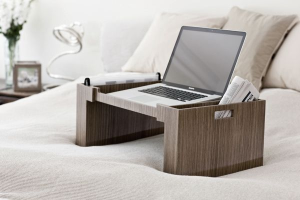 I want one of these. I wonder what it called and if it comes in other colors?  Laptop Portable Desk, Space Saver & Organizer