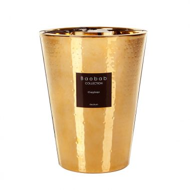 ELECTRUM Khephren Gold Scented Candle 24 cm