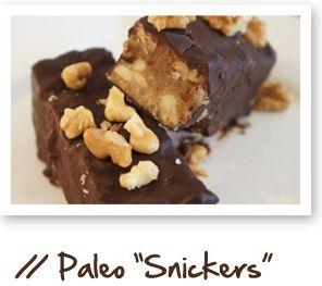 Gratis Drie recepten van Paleo Toetjes