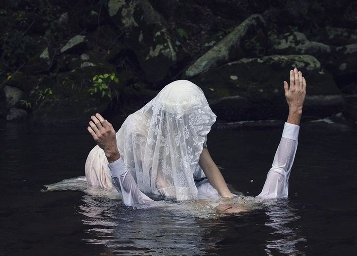 Morgans  or mari-morgans are Welsh and Breton water spirits that drown men. They may lure men to their death by their own sylphic beauty, or with glimpses of underwater gardens with buildings of gold or crystal. They are also blamed for heavy flooding that destroys crops or villages.    -----Christopher McKenney - Work