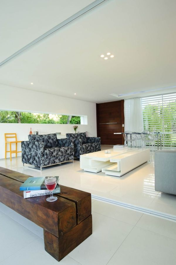 10 Stylish Brazil Houses With Contemporary Designs Photo