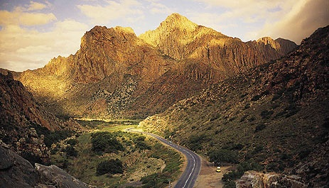 Route 62, South Africa