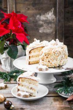 ... gingerbread baileys cake ...