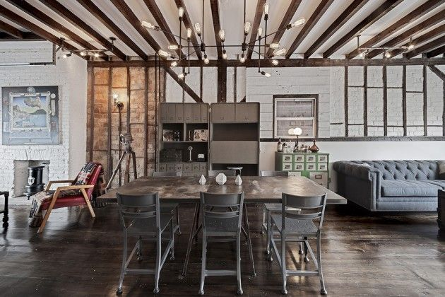 Urban Cowboy: A Williamsburg Clubhouse for Nomads