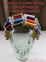 Sewing Humor | ThreadHeads Image (HAHAHAHA!!!)