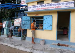 A Success Story from Kalekhatala-2 Gram Panchayat, Burdwan district. Click on the photo to redirect to our blog post. Visit us o nthe web >> http://wbisgpp.gov.in