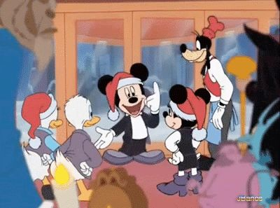 GIF 2 - Mickey Mouse