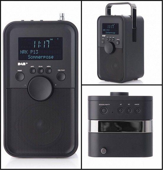 DAB+ og AUX-inngang for iPod og mp3 - FINN Torget