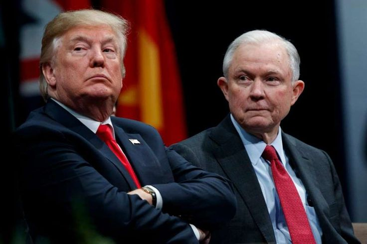 "Jeff Sessions: Trump promised to end 'American carnage.' Promise delivered. - January 24, 2018.   When President Trump was inaugurated, he made the American people a promise: ""This American carnage stops right here and stops right now."""