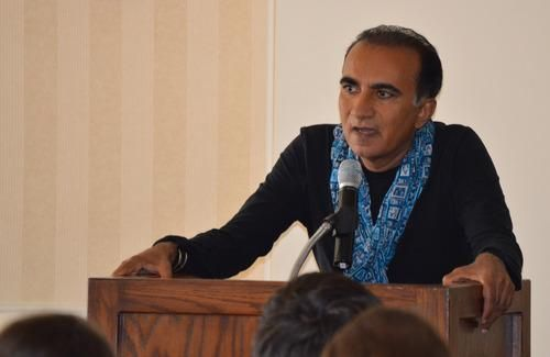 'Glee' Actor And OU Alum Iqbal Theba On Diversity, Unexpected Career About-Face