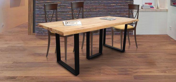 #Rustic #Dining #Table by OBUZI. Nature Design  #Spisebord #Rustikke #Møbler