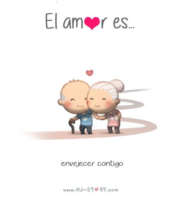 'El amor es': 25 Ilustraciones que expresan perfectamente cómo es el amor en…