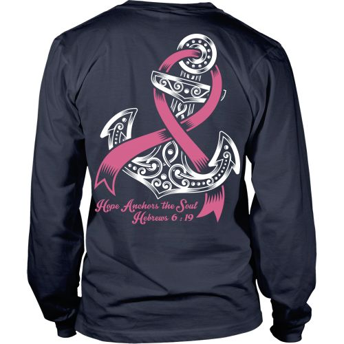 "Limited edition ""Hope Anchors The Soul"" T-Shirts, Long Sleeves & Hoodies…"