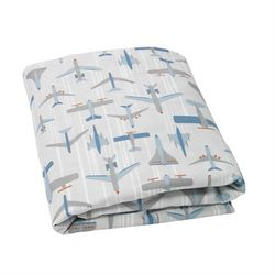 @rosenberryrooms is offering $20 OFF your purchase! Share the news and save! (*Minimum purchase required.) Flight Sky Fitted Crib Sheet #rosenberryrooms