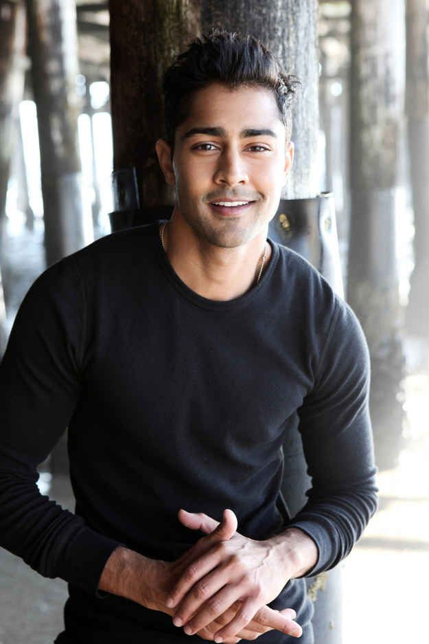 Manish Dayal from 100 Foot Journey. :)