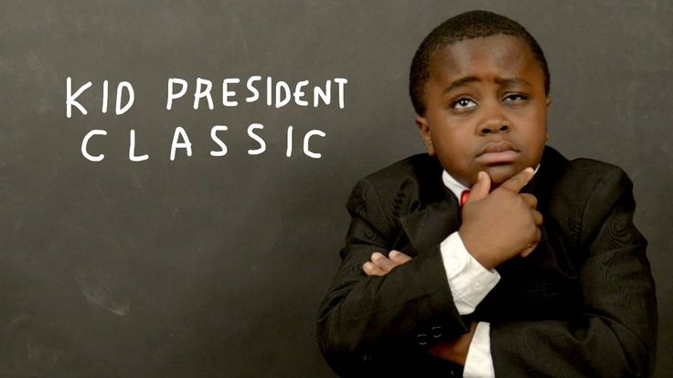 Kid President Classic: Episode II.  Kids are Awesome!