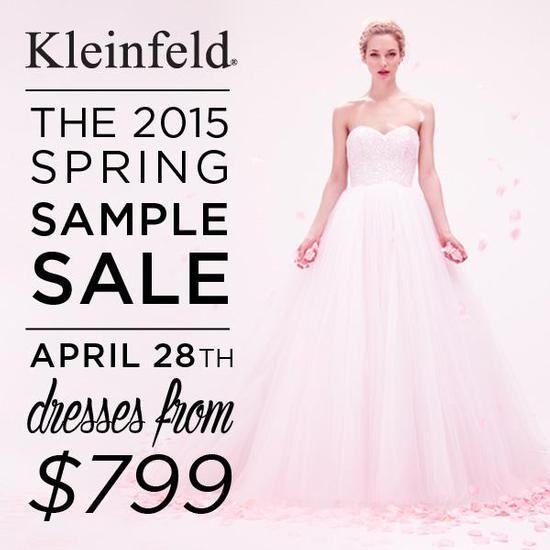 150 best Kleinfeld Sample Sale images on Pinterest