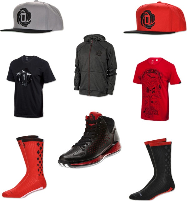 more photos 75548 d9a1b derrick rose clothing line release date