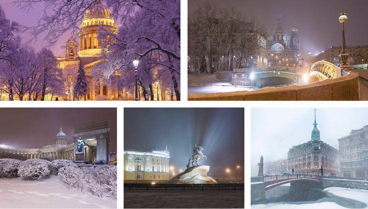 #Санкт-Петербург #Петербург #СПб_зима