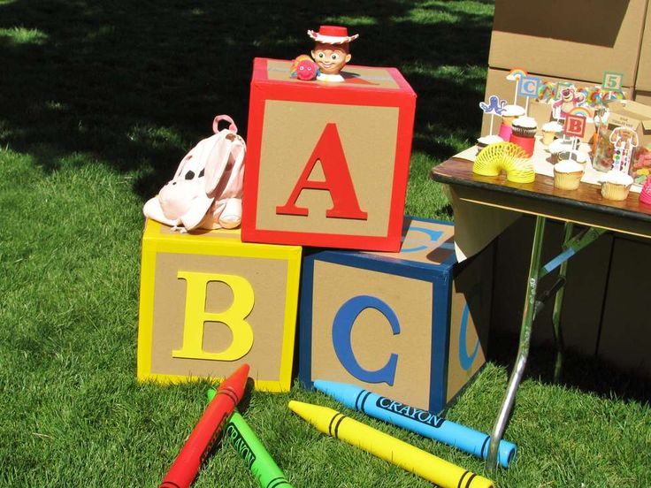 Toy Story Birthday Party Ideas | Photo 25 of 88 | Catch My Party