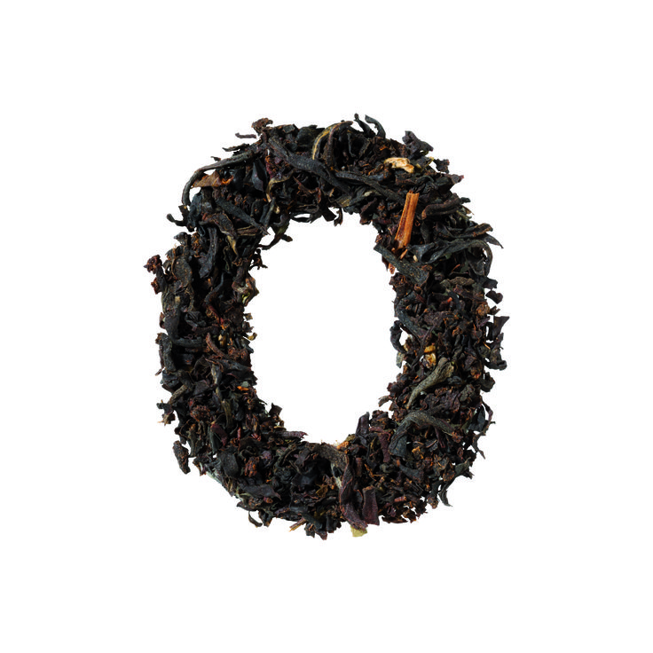 N° 0 – Organic Black Tea English Breakfast – Clasic – Just t