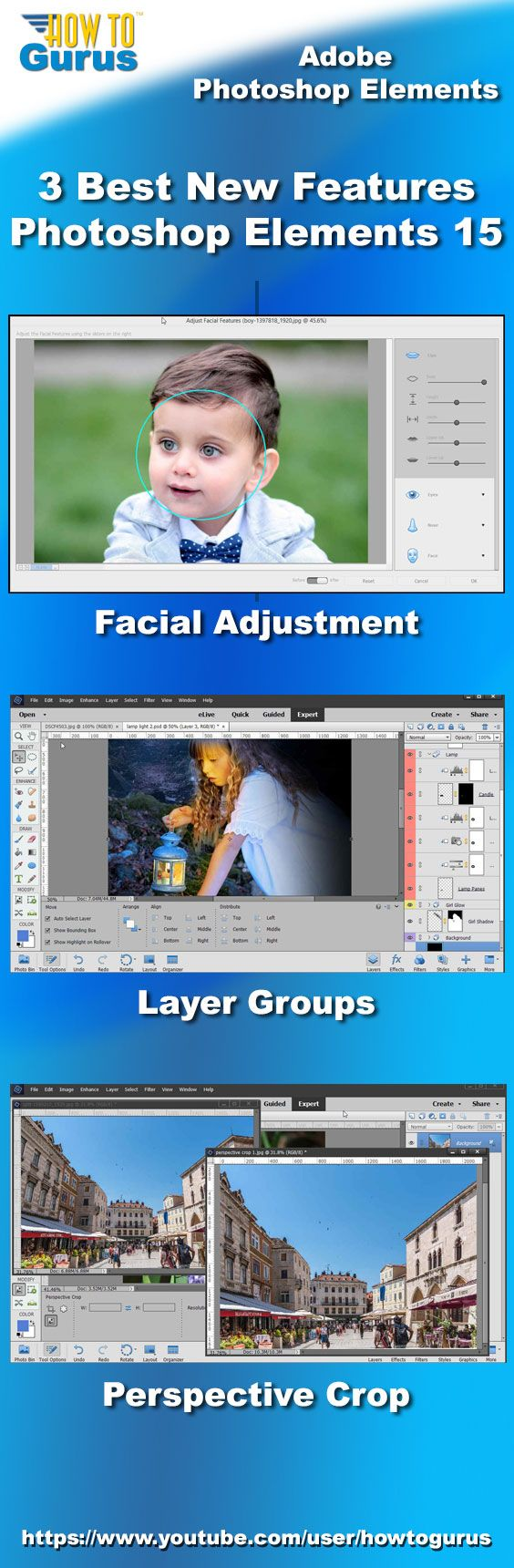 How to fix color cast in photoshop elements - Adobe Photoshop Elements 15 3 Best New Features Explained And Demonstrated