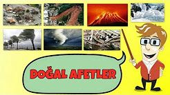 dogal afetler - YouTube
