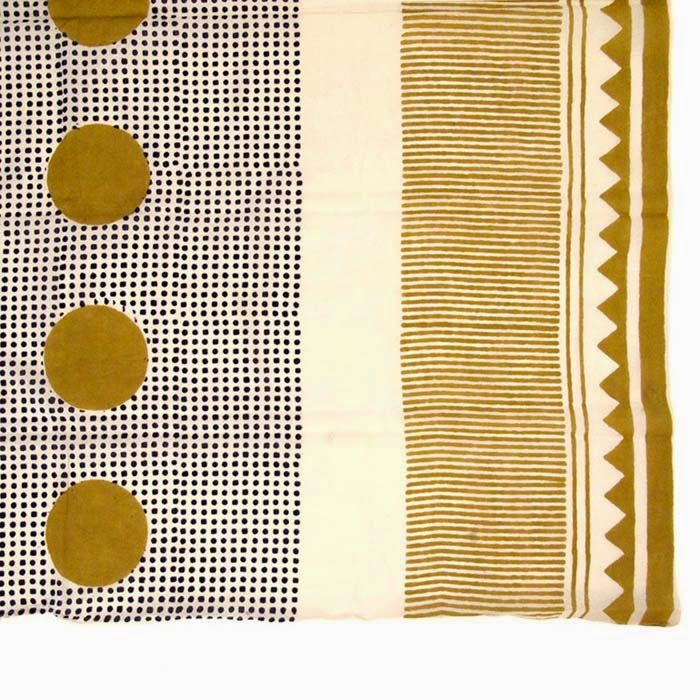 Dispatch from S. Africa | New Block Printed Scarves from Skinny Laminx