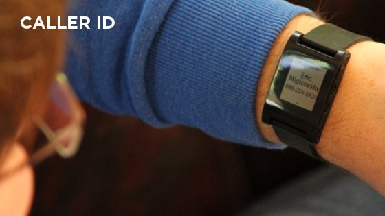 Pebble: E-Paper Watch for iPhone & Android