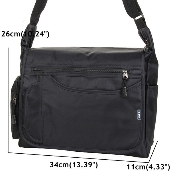 Waterproof Nylon Outdoor Sport Shoulder Bag Casual Small Travel Crossbody Bag For Men is worth buying - NewChic