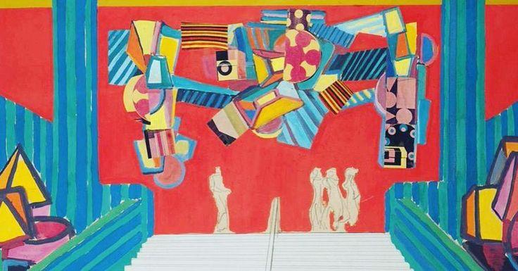 A primeira exposição sobre a obra do paisagista e patriarca do modernismo brasileiro Roberto Burle Marx (1909-1994) em Nova York em mais de duas décadas é pioneira no Hemisfério Norte ao se debruçar em suas 140 peças sobre a totalidade da produção do artista incluindo pinturas esculturas cenários peças de tecido e joias. Roberto Burle Marx Brazilian modernist a partir deste fim de semana no Jewish Museum segue em 2017 para o Deutsche Bank Kunsthalle em Berlim e em seguida para o Museu de…