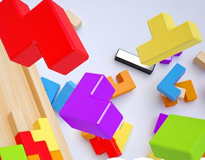 """Check out new work on my @Behance portfolio: """"Learn colors with Tetris Game   Kidz Learn ABCs"""" http://be.net/gallery/54793691/Learn-colors-with-Tetris-Game-Kidz-Learn-ABCs"""