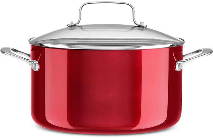 Kitchenaid architect nonstick 8qt stockpot lid