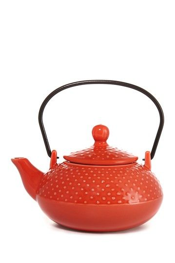Funky Betty Asian Teapot & Infuser